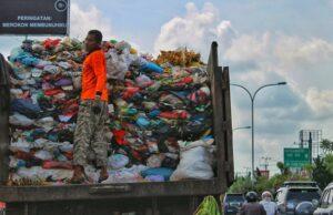 Sejauh Ini Retribuasi Sampah Kota Pekanbaru Riau Sudah Hampir Rp 3 Miliar