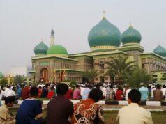 Kemenag Riau Minta Penuhi Syarat Ini Untuk Pelaksanaan Salat Idul Adha di Masjid dan di Lapangan,