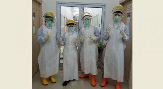 Insentif Tenaga Medis Penanganan Covid-19 di Kota Pekanbaru Capai Rp 12,9 Miliar