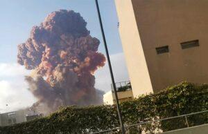 Trump: Ledakan di Lebanon Seperti Serangan Mengerikan