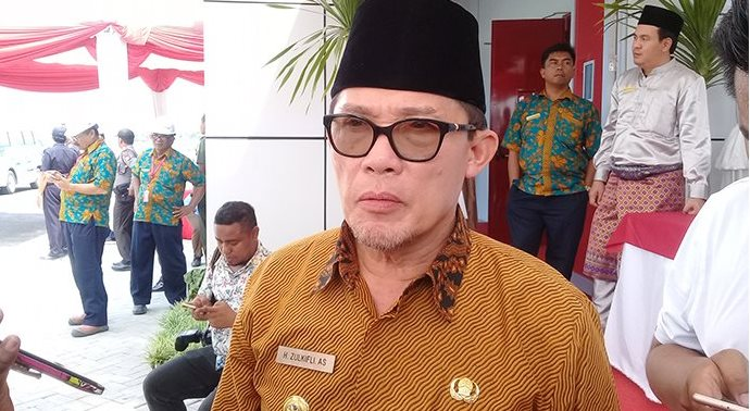 walikota - BREAKING NEWS: Dugaan Tipikor Dana DAK Kota Dumai, KPK Tahan Walikota Dumai Zulkifli AS